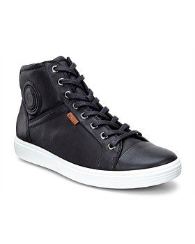 The Women's Soft 7 Boots from Ecco Footwear are leather variations of the classic hi-top sneakers. The traditional features are all there, including those super-stylish long laces, and you also get the benefit of superior comfort features for all-day wearabilty too. Buy Now http://www.outsidesports.co.nz/outdoor-sports-gifts-for-her/EC43002301001/Ecco-Soft-7-Sneakers---Women's.html#.VybmAHpnHpI
