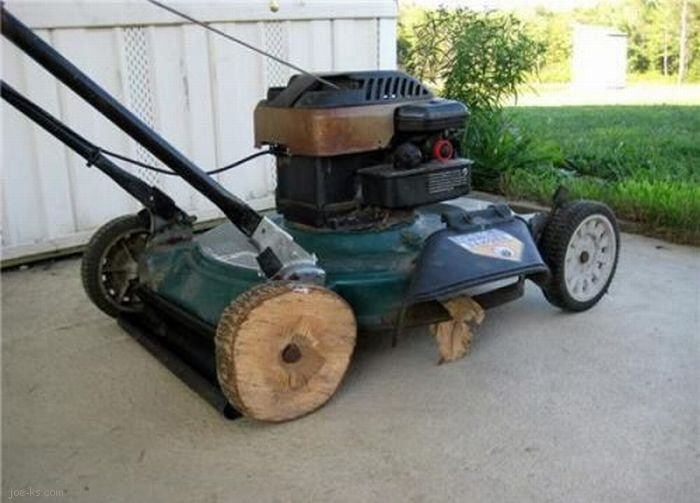 Custom Lawn Tractor Wheels : Best custom lawn mowers images on pinterest