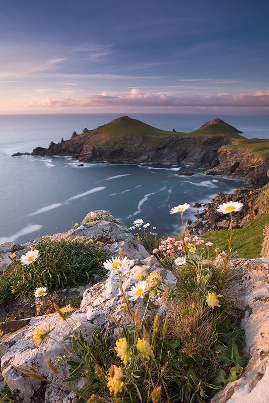 The Rumps, Cornwall, England, UK