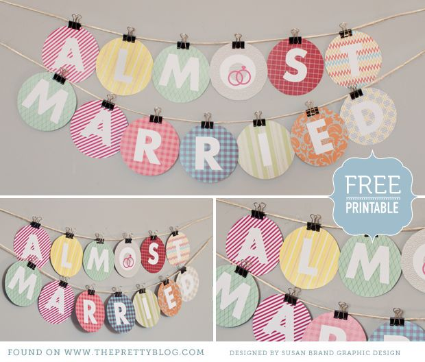 Bridal Shower {Free Printables} + Competition  Posted on February 2, 2012 by Susan