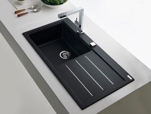 Oltre 1000 immagini su lavelli su pinterest negozi - Lavello cucina resina ...