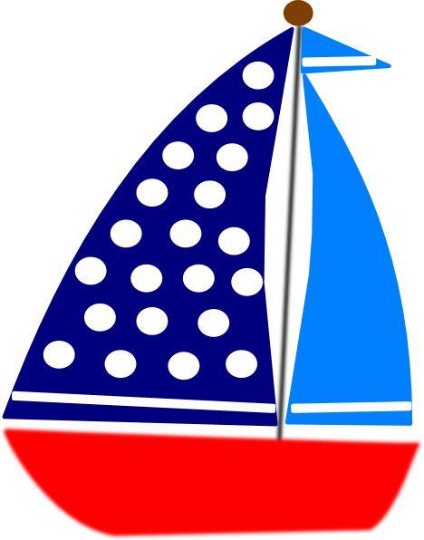 Blue Sailboat Clipart   Clipart Panda   Free Clipart Images