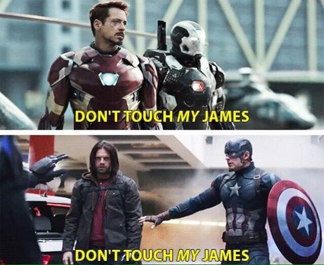 James Rhodes and James Buchanan Barnes