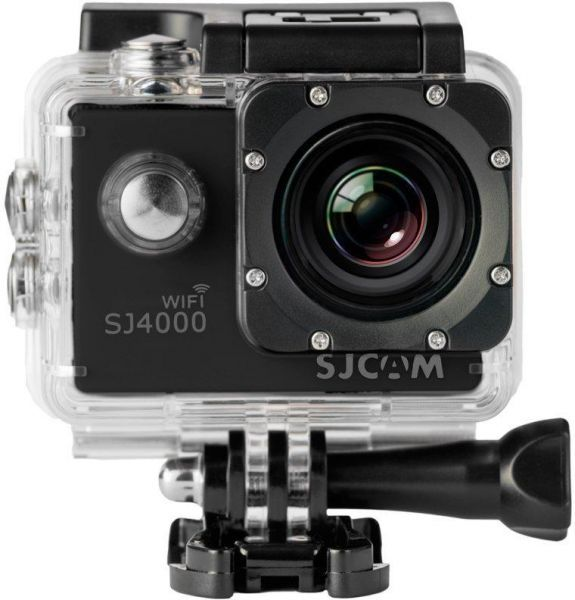 Star Action Camera 4K WiFi Ultra HD Camcorder Waterproof 30M 12MP 2.0 Inch LCD Screen 170 Wide-Angle Cycle Helmet Camera Remote Control 2 Rechargeable Batteries and Full Accessories Kits, review and buy in Cairo, Alexandria and rest of Egypt | Souq.com