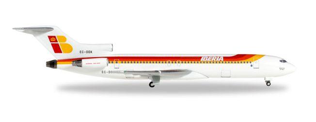 1/500 Herpa Iberia Boeing 727-200 Diecast Model