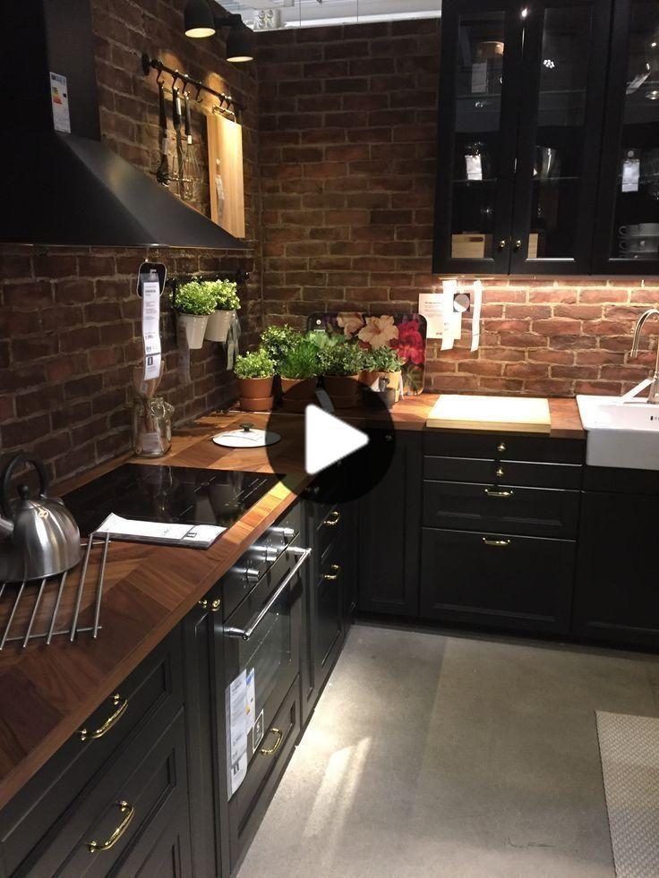 20+ Impressive Kitchen Cabinet Design-Ideen für Ihre ...
