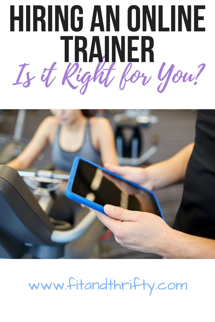 Best 25 personal trainer online ideas on pinterest personal hiring an online trainer xflitez Images