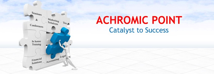 Achromic Point Consulting is an international Consulting Firm with a growing presence in India providing a diversified range of Products & Services.