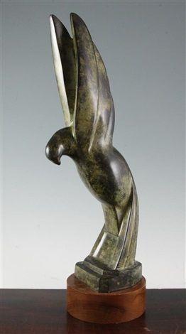 Le Pigeon S'Envole by Jacques Adnet