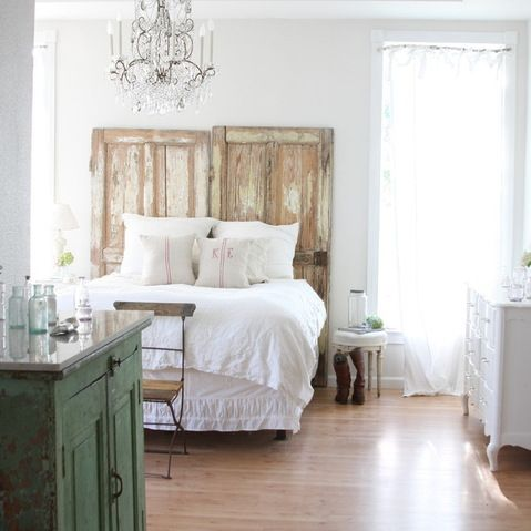 Shabby Chic Bedroom Design Ideas, Pictures, Remodel, and Decor