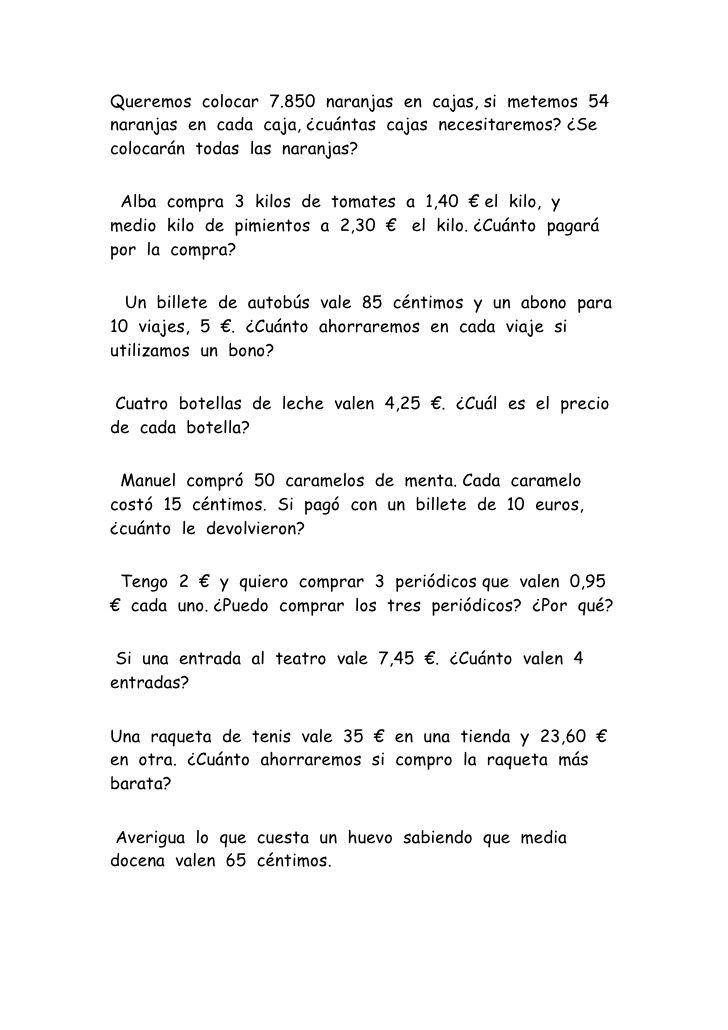 ejercicios repaso matematicas 1 eso pdf