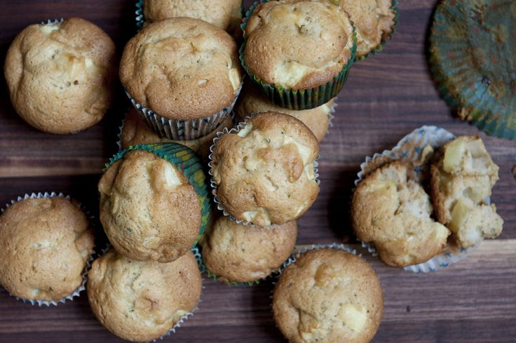 Apple, Sage and Guyere Muffins. Photo by Liz Clayman. Find the recipe ...