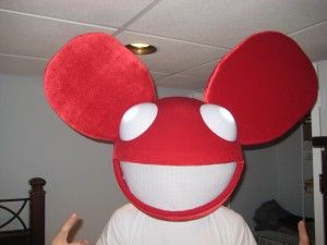 Making a Deadmau5 Head – Walkthrough | Robert Darwin