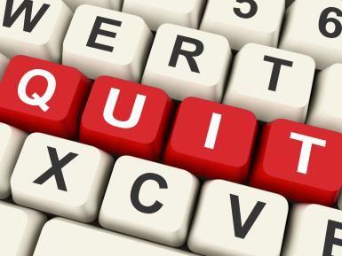 How to resign from your job quitkeyboard.jpg - Copyright Stuart Miles / FreeDigitalPhotos.net