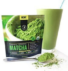 Tons of great matcha green tea powder recipes that are easy and delicious! Enjoy the incredible health benefits of this Japanese superfood.