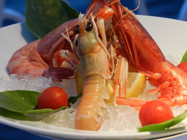 """Enjoy our food at the """"Ristorante Luca Milano"""" opening 2013"""