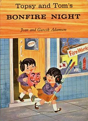 Topsy & Tim Bonfire Night