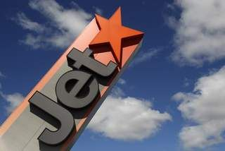 Jetstar's aspirations to expand in Asia have been boosted with Singapore's competition watchdog clearing the way for the budget airline's of...