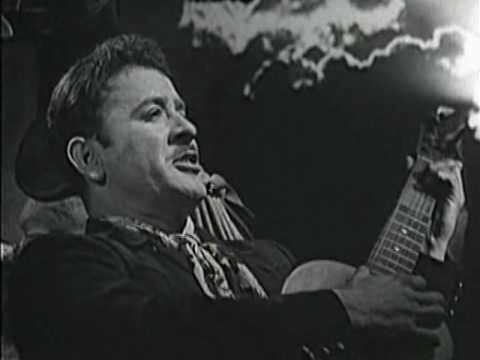 """Cuando Sale la Luna,"" Pedro Infante, from ""Los Gavilanes,"" 1954. My favorite Jose Alfredo Jimenez song, out of the hundreds of beautiful songs he wrote."