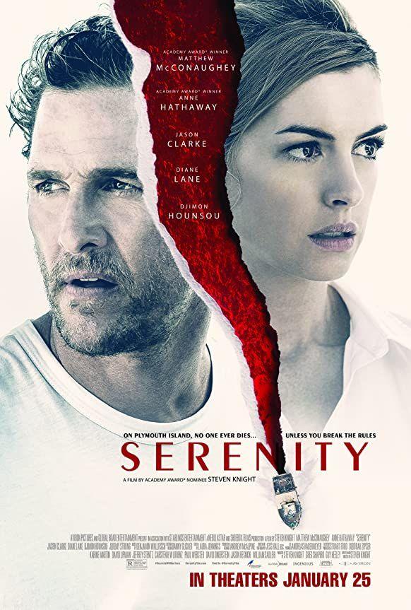 Serenity 2019 Peliculas Completas Peliculas Completas Gratis Matthew Mcconaughey