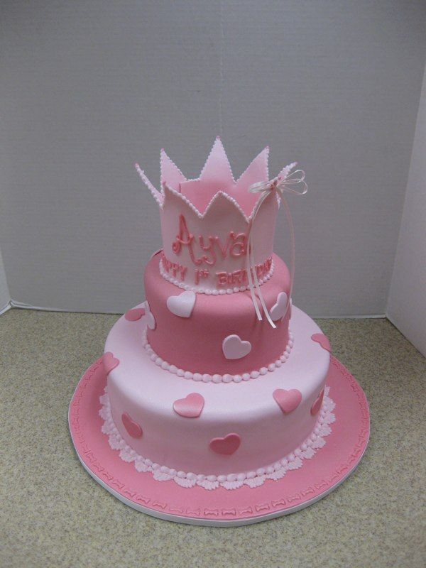 17 Best ideas about Princess Crown Cake on Pinterest ...