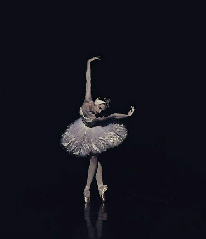 Dorothée Gilbert The dying swan