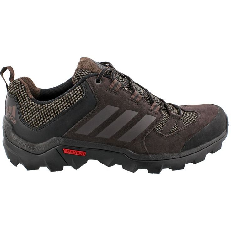 adidas Outdoor Men's Caprock Hiking Shoes, Brown