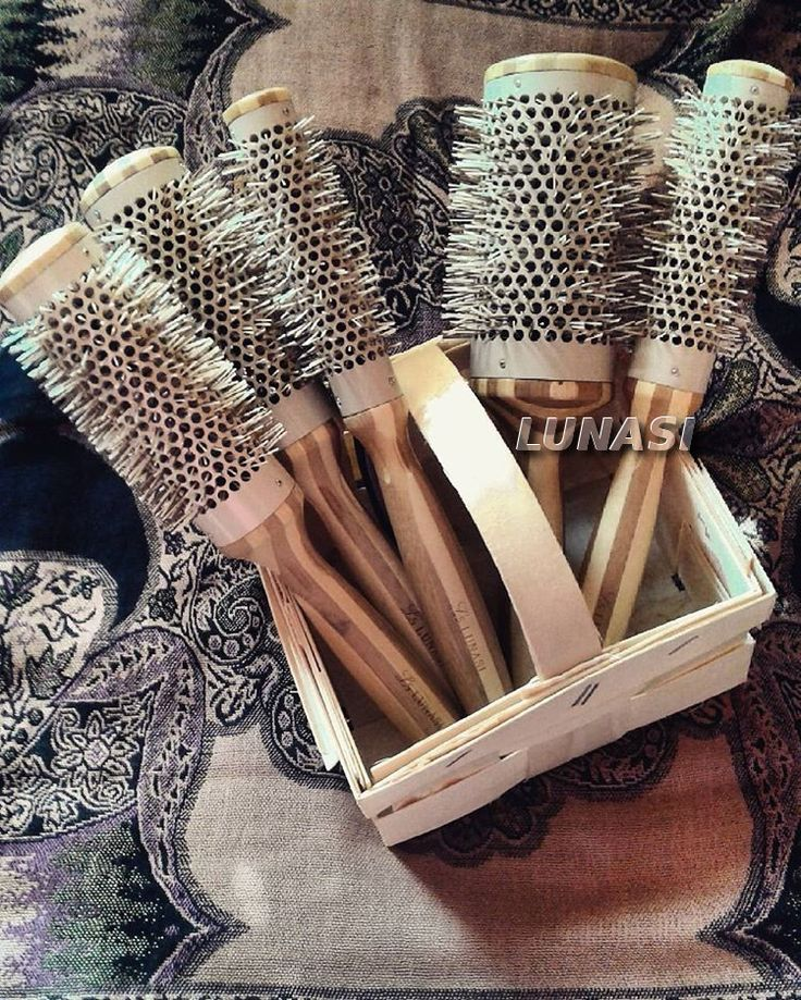 Bamboo Hair Brushes High Quality!