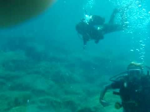 channel islands de californie | dykning i cypern 09 - YouTube