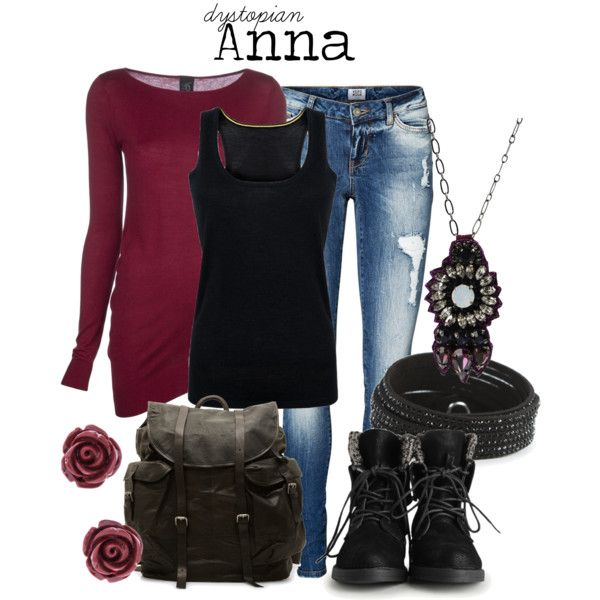 """""""Anna"""" by charlizard on Polyvore"""