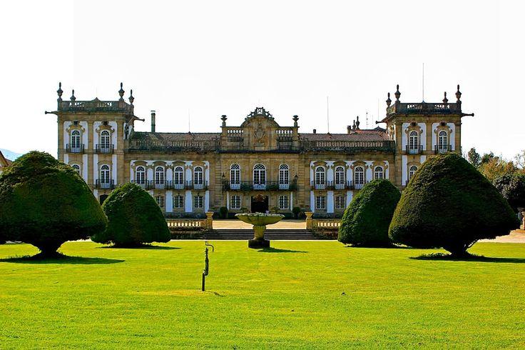 Palácio da Brejoeira, Monção , Portugal