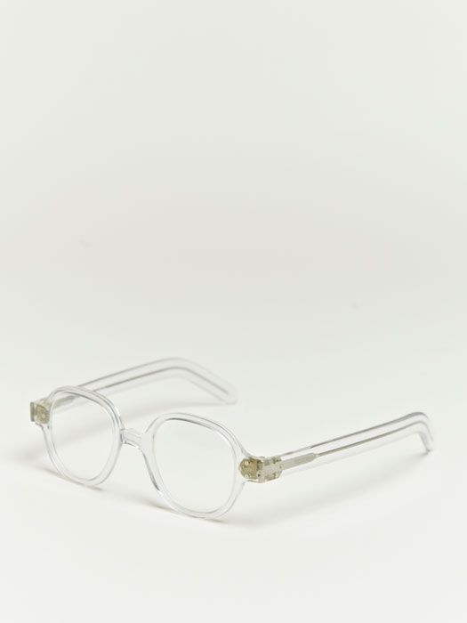 Cutler And Gross Unisex Square Frame Glasses
