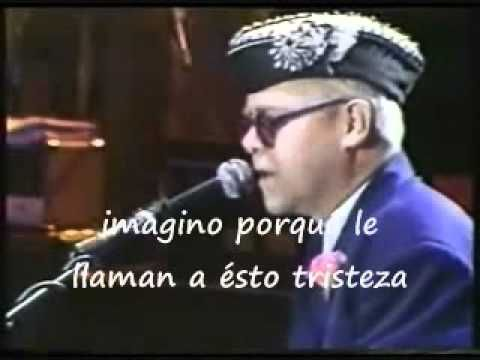 elton john - i guess that's why they call it the blues(subtitulos en esp...