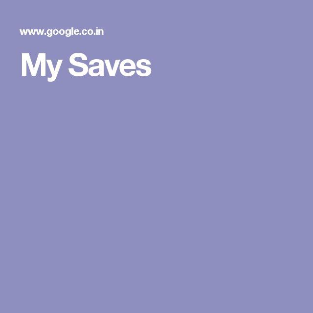 My Saves