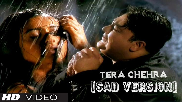 "Adnan Sami ""Tera Chehra"" Full Video Song HD (Sad Version) Feat. Rani Muk..."
