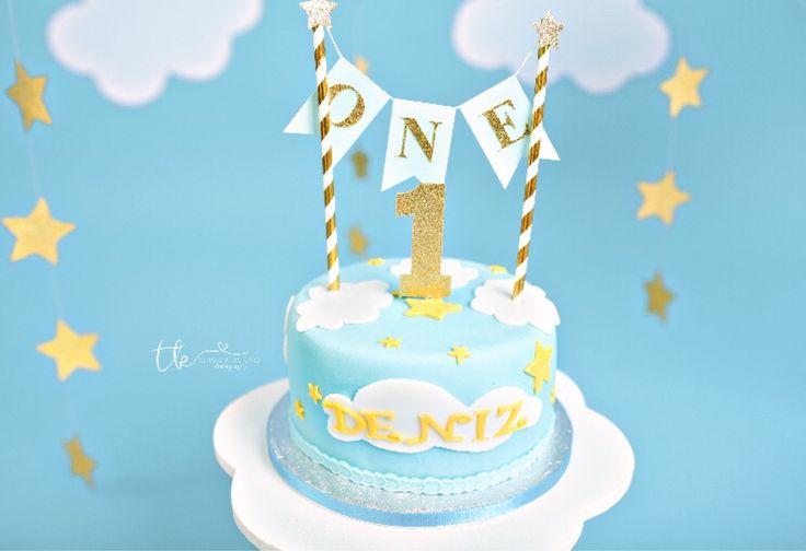 33 Best Boys First Birthday Images On Pinterest Glitter Cake Gold