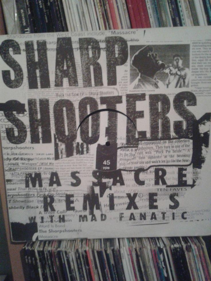 #Sharpshooters – Massacre (Remixes)