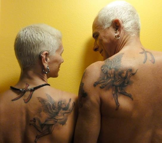 How will your tattoos look in 50 years? .... Freaking Awesome.
