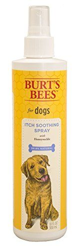 11/23/2016 -- Burt's Bees for Dogs Itch Soothing Spray. Only $2.99! :)