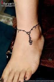Afbeeldingsresultaat voor pictures of ankle bracelet tattoos