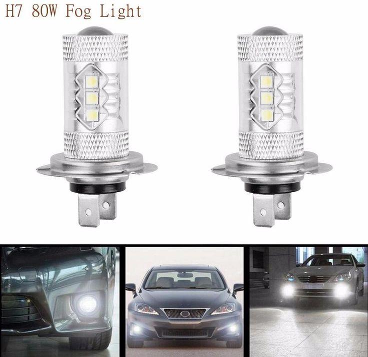 $12.89 (Buy here: https://alitems.com/g/1e8d114494ebda23ff8b16525dc3e8/?i=5&ulp=https%3A%2F%2Fwww.aliexpress.com%2Fitem%2F2Pcs-H7-CREE-LED-80W-Super-Bright-Fog-Light-Tail-Driving-Car-Headlight-Bulb-Lamp%2F32706736185.html ) 2Pcs H7  LED 80W Super Bright Fog Light Tail Driving Car Headlight Bulb Lamp for just $12.89