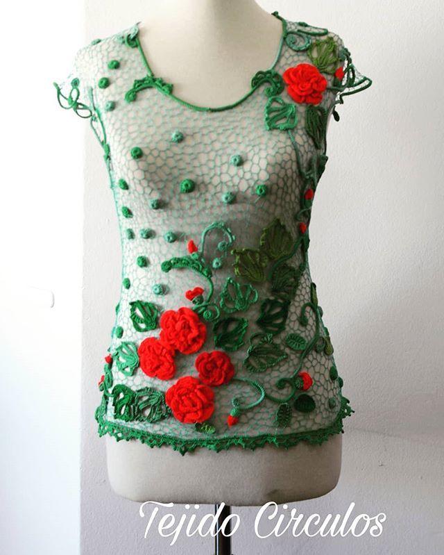 8197 Best Irisch Croket Images On Pinterest Crocheted