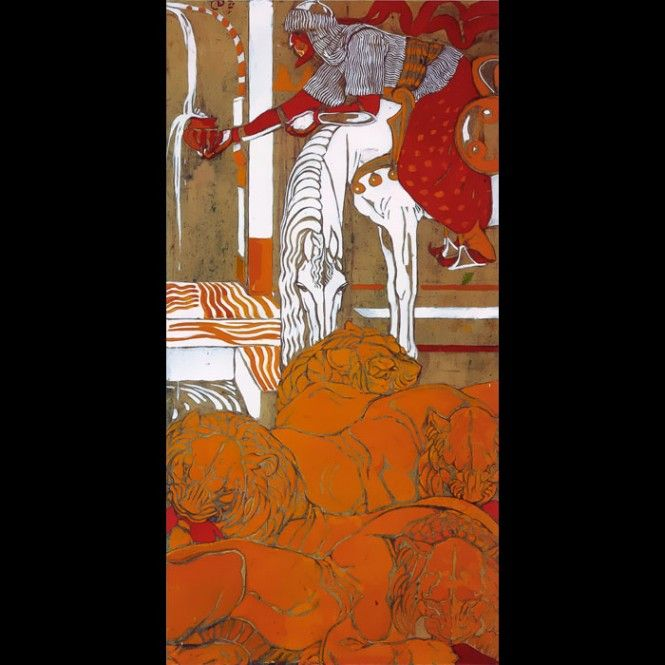 """Prince Ahmad and the Fairy Peri-Banu"""""""