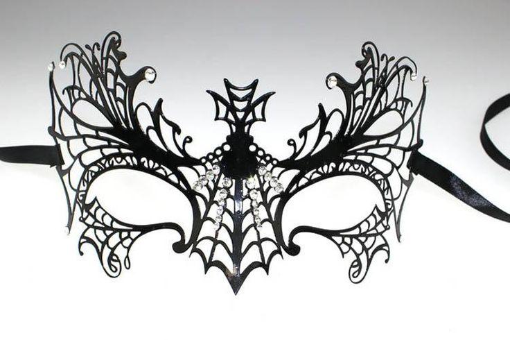 новые маскарадные маски железного мужчин и женщин мода алмазный мягкий косплей партия хэллоуина