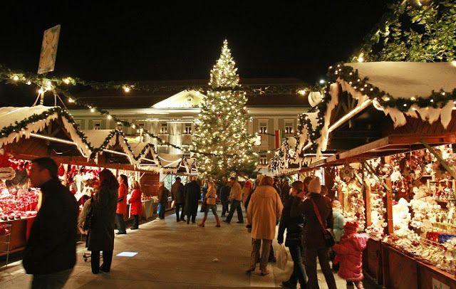 Mercatini di Natale in Austria - Travel and Fashion Tips by Anna Pernice
