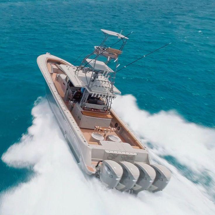 "Fishing The HCB Yachts 53 Suenos ""Sir'Reel"""
