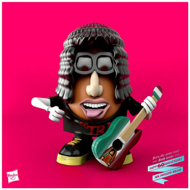 Mr. Potato Head Alex Lora