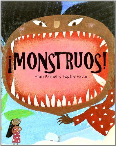 #Horadelconte Monstres, de Fran Parnell