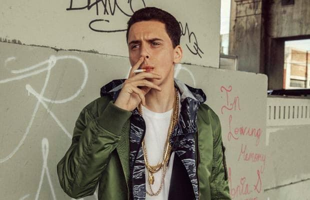 Who Is Logic? The Maryland Rapper Talks About His Drug Addicted Parents, His Debut Album, and How Nas Tried to Sign Him