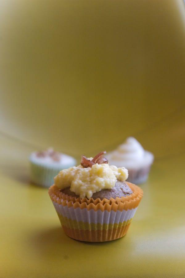 Scrambled egg and bacon cupcakes | Fooooooooooood | Pinterest